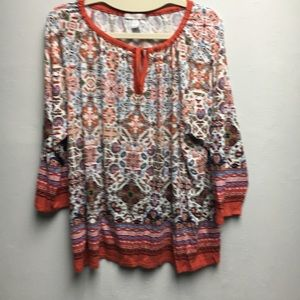 Westport 1962 women's top size 2x